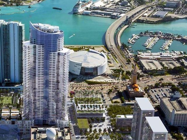 Paramount WorldCenter - Miami